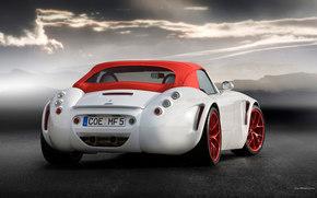 Wiesmann, Roadster, авто, машины, автомобили