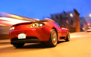 Tesla, Roadster, Auto, macchinario, auto