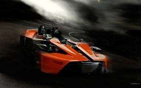 KTM, X-Bow, авто, машины, автомобили