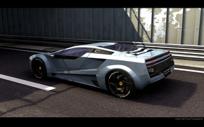 Tribun, Concept Design, Car, machinery, cars