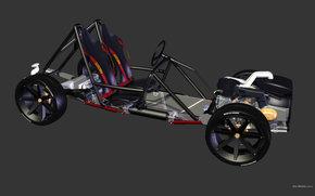 Burton, Elementz, Car, machinery, cars