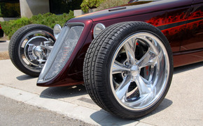 Foose, Coupe, Car, machinery, cars