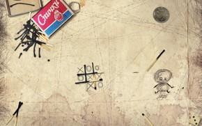 lixo, tabela, realismo, Criatividade, baguna