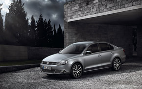 Volkswagen, Golf 3D, Car, machinery, cars