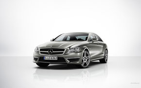 Mercedes-Benz, CLS-Class, Car, machinery, cars