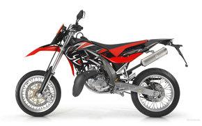 Aprilia, Offroads, RX125, 2008 RX125, Moto, Motorcycles, moto, motorcycle, motorbike