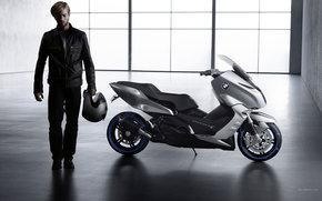 BMW, Concept, Concept C, Concept C 2010, Moto, Motorcycles, moto, motorcycle, motorbike