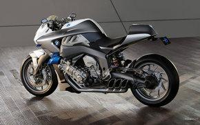 BMW, Concept, Concept 6, Concept June 2010, Moto, Motorcycles, moto, motorcycle, motorbike
