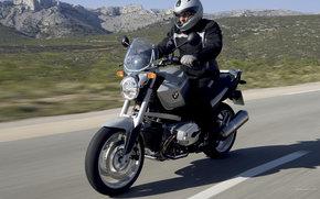 BMW, Roadster, R 1200 R, R 1200 R 2006, Moto, Motos, moto, moto, moto