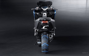 BMW, Scooter, Concept C, Concept C 2010, мото, мотоциклы, moto, motorcycle, motorbike