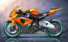 BMW, Sport, S 1000 RR, S 1000 RR 2009, мото, мотоциклы, moto, motorcycle, motorbike