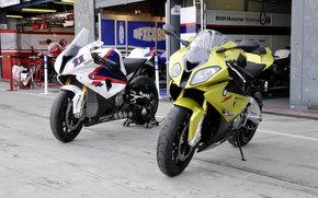 BMW, 运动, S 1000 RR, 2009年S 1000 RR, 摩托, 摩托车, 摩托, 摩托车, 摩托车