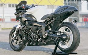 BMW, Sporttourer, K 1200 R, K 1200 R 2005, мото, мотоциклы, moto, motorcycle, motorbike