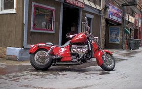 Boss Hoss, Bikes, BHC-3 ZZ4, BHC-3 ZZ4 2007, мото, мотоциклы, moto, motorcycle, motorbike