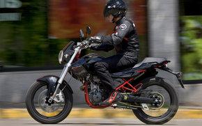 Derbi, Road, Mulhacйn Cafй 125cc, Mulhacйn Cafй 125cc 2008, мото, мотоциклы, moto, motorcycle, motorbike