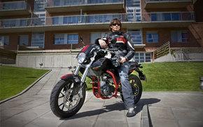 Derbi, Strada, Mulhacyn Caf 125cc, Mulhacyn Caf 125cc 2010, Moto, motocicli, moto, motocicletta, motocicletta