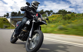 Derbi, Supermotard, Senda 125, Senda 125 2010, Moto, Motorcycles, moto, motorcycle, motorbike