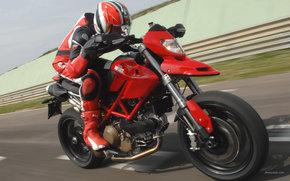 Ducati, Hypermotard, Hypermotard 1100, Hypermotard 1100 2007, Moto, motocicli, moto, motocicletta, motocicletta