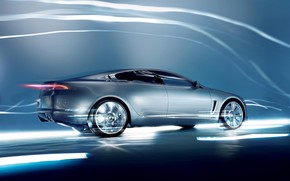 концепт-кар, скорость