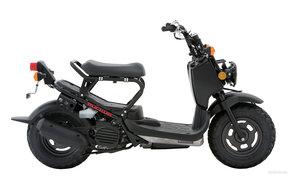 Honda, Scooter, Ruckus, Ruckus 2011, мото, мотоциклы, moto, motorcycle, motorbike