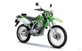 Kawasaki, Enduro, KLX250, KLX250 2009, мото, мотоциклы, moto, motorcycle, motorbike