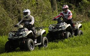 Kymco, ATV, Mongoose 300, Mongoose 300 2008, Moto, Motorcycles, moto, motorcycle, motorbike