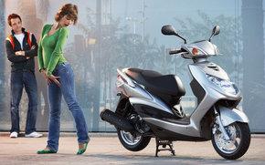 MBK, Scooter, X Flame, Flame X 2007, Moto, Motos, moto, moto, moto