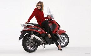 Piaggio, Beverly, Beverly Tourer, Beverly Tourer 2008, мото, мотоциклы, moto, motorcycle, motorbike