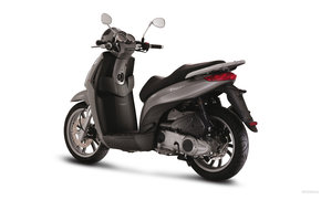 Piaggio, Carnaby, Carnaby 300ie, Carnaby 300ie 2009, мото, мотоциклы, moto, motorcycle, motorbike
