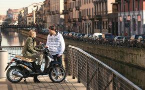 Piaggio, Wolno, Liberty 125, Liberty 125 2008, Moto, motocykle, moto, motocykl, motocykl