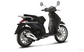 Piaggio, Liberty, Liberty 125, Liberty 125 2009, мото, мотоциклы, moto, motorcycle, motorbike