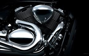 Suzuki, Zwyczaj, VZ 1500, VZ 1500 2009, Moto, motocykle, moto, motocykl, motocykl