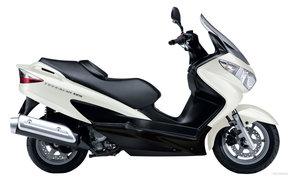 Suzuki, Scooter - Moped, Burgman 125, Burgman 125 2010, Moto, Motorcycles, moto, motorcycle, motorbike