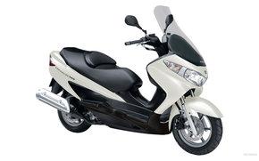Suzuki, Scooter - Moped, Burgman 125, Burgman 125 2010, мото, мотоциклы, moto, motorcycle, motorbike