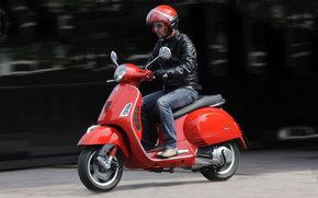 Vespa, GTS, GTS 125, GTS 125 2009, Moto, Motocicletas, moto, motocicleta, moto