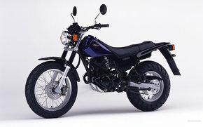 Yamaha, Adventure, TW125, 2003 TW125, Moto, Motorcycles, moto, motorcycle, motorbike