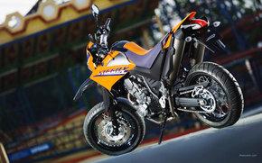 雅马哈, 两用, XT660X, XT660X 2007, 摩托, 摩托车, 摩托, 摩托车, 摩托车