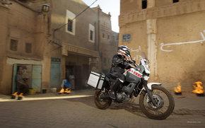 雅马哈, 越野车, XT660Z, XT660Z 2008, 摩托, 摩托车, 摩托, 摩托车, 摩托车