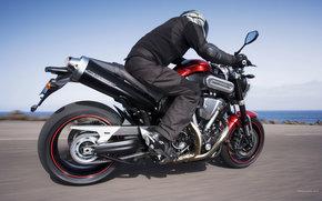 Yamaha, Super Sport Touring, MT-01, MT-Janvier 2007, Moto, Motos, moto, moto, moto
