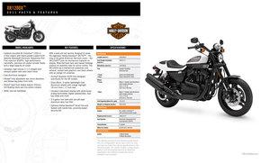 Harley-Davidson, Sportster, XR1200X, XR1200X 2011, мото, мотоциклы, moto, motorcycle, motorbike