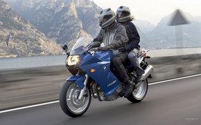 BMW, Sporttourer, F 800 ST, F 800 STは2006, モト, オートバイ, モト, オートバイ, オートバイ
