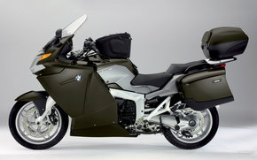 BMW, Sporttourer, K 1200 GT, K 1200 GT 2006, мото, мотоциклы, moto, motorcycle, motorbike