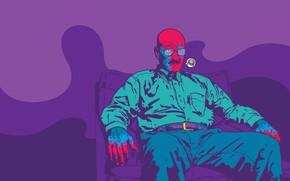 Lenin, vector, muzhik