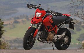 Ducati, Hypermotard, Hypermotard 1100, Hypermotard 1100 2007, мото, мотоциклы, moto, motorcycle, motorbike