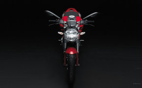 杜卡迪, 怪物, 怪物696, 怪物696 2008, 摩托, 摩托车, 摩托, 摩托车, 摩托车