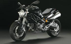 Ducati, Monster, Monster 696, Monster 696 2009, Moto, Motorrder, moto, Motorrad, Motorrad