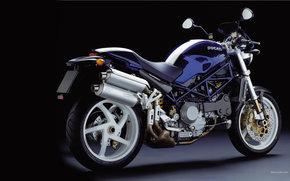 Ducati, Monster, Monster S4R, Monster S4R 2004, мото, мотоциклы, moto, motorcycle, motorbike