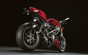 杜卡迪, Streetfigther, Streetfigther, Streetfigther 2009, 摩托, 摩托车, 摩托, 摩托车, 摩托车