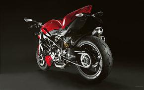 Ducati, Streetfigther, Streetfigther, Streetfigther 2009, мото, мотоциклы, moto, motorcycle, motorbike