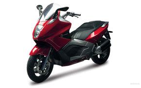 Gilera, Scooter, GP 800, GP 800 2007, Moto, Motorcycles, moto, motorcycle, motorbike